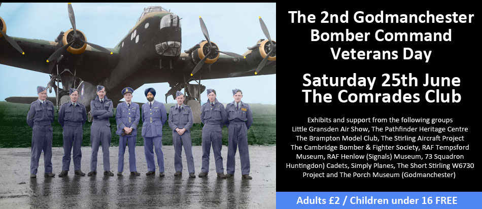 Bomber Command Day Godmanchester