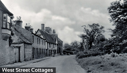 West street Cottages web