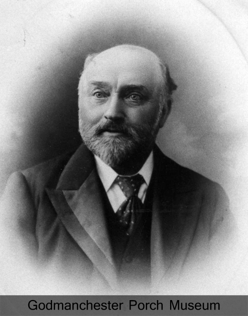 Alfred Hendrey