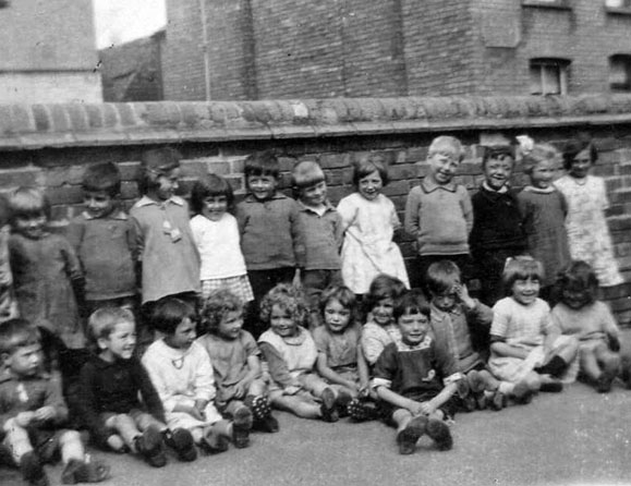 godmanchester-st-annes-lane-school-children