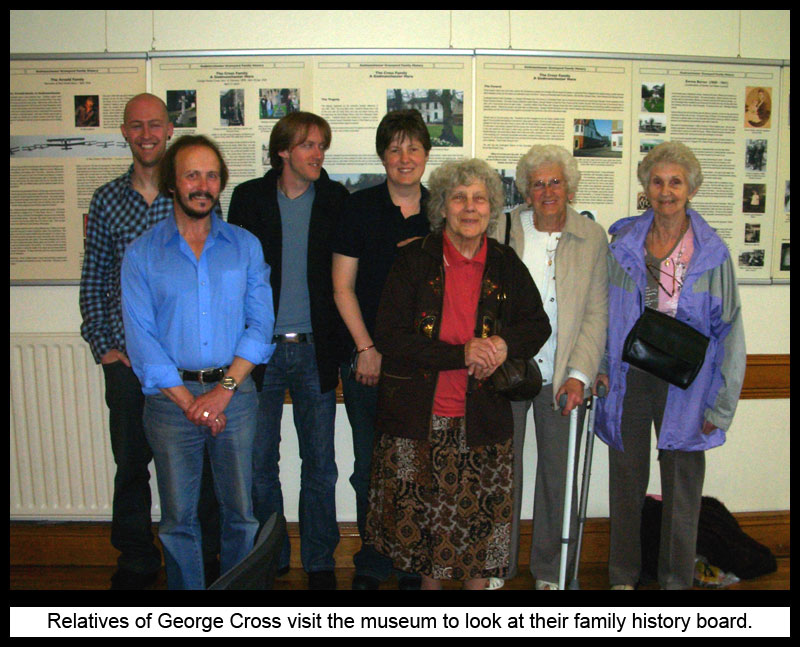 george-cross-relatives