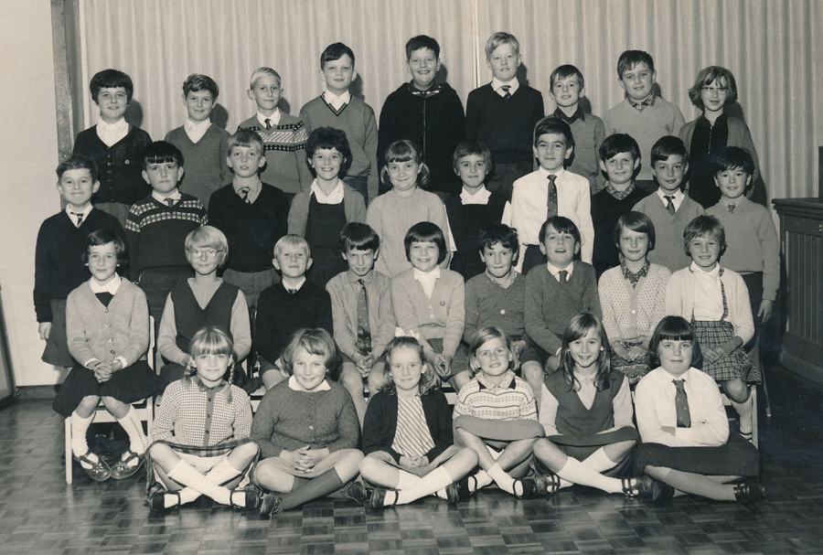 Godmanchester-Primary-School-1967-Group