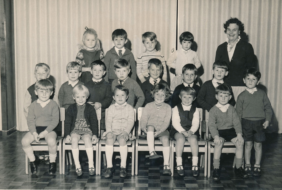 Godmanchester-Primary-School-1960s-Group